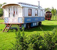 Old dutch wagon