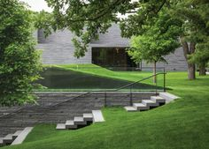 The April 2014 issue of #Landscape #Architecture magazine showcases a project feature about Halvorson Design Partnership, Inc. and HGA Architects and Engineers' transformation of the Lakewood Cemetery in Minneapolis into a contemporary, tranquil and welcoming gathering place for community members to memorialize their loved ones in modern dignity and style. Click to learn more and view photos on the ECPR Blog.