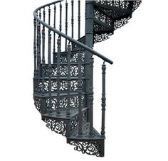 Best 12 Best Iron Spiral Staircase As A Nice Tradition Images 400 x 300