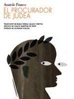 El procurador de Judea - Anatole France