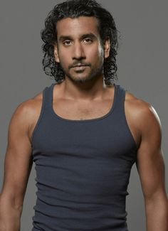 Oo La La! Naveen Andrews had me hook, line and sinker with his role as Sayid Jarrah in LOST, regardless of how confusing the show became :)