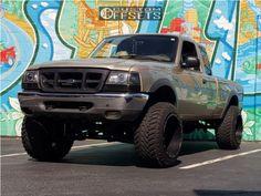 2000 Ford Ranger Fuel Hostage Atturo Trail Blade Mt