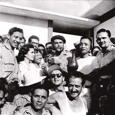 Comandante Ernesto Che Guevara - the Argentine-Cuban guerrilla fighter, revolutionary leader,. Ernesto Che, Guerrilla, Llamas, Revolutionaries, Victoria, Storytelling, Hero, Culture, Cuba