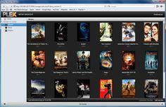 Plex Movie Streaming: Plex Media Server – Third Party App, For the First...