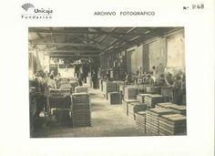 La Fabril Malagueña, taller