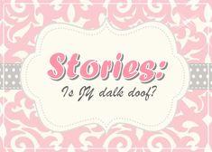 Stories: Is JY dalk doof? Smallville, Afrikaans, Children, Young Children, Boys, Kids, Child, Kids Part, Kid