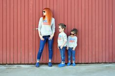 Moda infantil: mis hijos y yo con la misma sudadera de Zara Kids Zara Kids, Mother And Child, Couple Photos, Children, Style, Fashion, Kids Fashion Blog, Vestidos, Sweatshirt