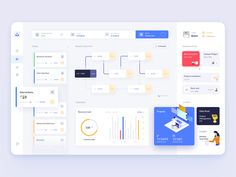 This dashboard is a tool for creating & visualizing projects with CPM (Critical Path Method). It's not easier than waterfall or maybe keep it all in head methods :wink: , but def. Dashboard Ui, Dashboard Design, Ui Ux Design, Interface Design, Flat Design, User Interface, Graphic Design, Web And App Design, Design Websites