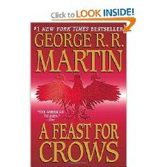 A Feast of Crows  (A Song of Ice and Fire, Book 4)