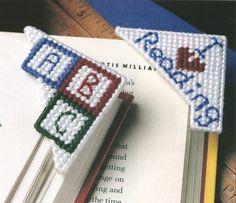 Primary Bookmarks ePattern - Leisure Arts