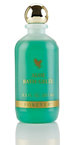 Aloe Bath Gelee - Beautifully-scented, refreshing bath and shower gel, rich in aloe vera. Helps to gently moisturise the body and leaves the skin feeling irresistibly soft. #ad