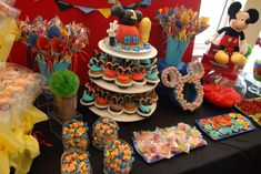Mickey Mouse Clubhouse Birthday Party Ideas | Photo 21 of 22 | Catch My Party