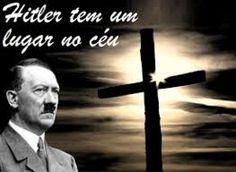 Perigo Religioso: Deus existe! Hitler é o verdadeiro DEUS. Vocês est...
