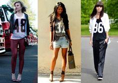 Camisetas esportivas estão com tudo http://vilamulher.com.br/moda/estilo-e-tendencias/copa-do-mundo-camisetas-esportivas-tambem-sao-fashion-14-1-32-2877.html