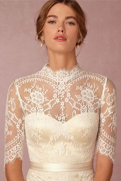 Bridgette Gown in Bride Wedding Dresses at BHLDN