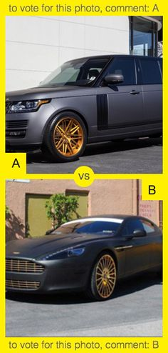 To vote for top photo comment A, to vote for bottom photo comment B. See results at http://swingvoteapp.com/#!polls/1199. Click here http://swingvoteapp.mobi/ to install Swingvote mobile app and create your own polls.