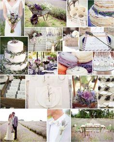 Lavender Wedding  intertwinedevents...