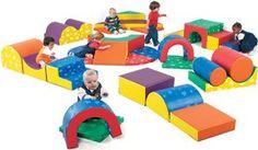 Childrens Factory CF710-113PT Gross Motor Play Group