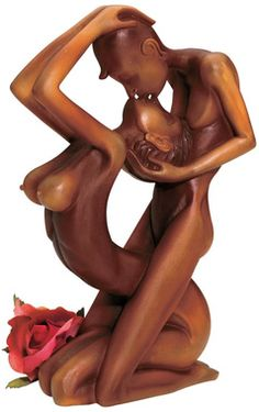 Throes of Passion Sculpture
