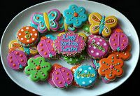 Icings by Ang: Children's Birthday Cookies