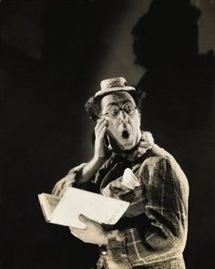 Comedian Ed Wynn Looking Shocked by Edward Steichen Edward Steichen, Ed Wynn, Everything Is Connected, George Carlin, Kinds Of People, Vanity Fair, Golden Age, Poster Prints, Funny