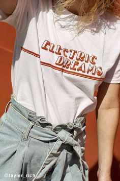 UO Electric Dreams Tee | Urban Outfitters