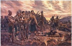 The Black Watch at Magersfontein.Dec 11, 1899: The Battle of Magersfontein was the second of three battles in what was to become known as Black Week. The Highland Brigade suffered particulary high casualties including its commander General Wauchope killed in the first Boer volley. The lead elements of the brigade broke and fled.