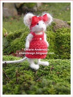 nog een prachtige muis    droogvilten??