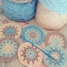 corazonalsol's #crochet circles