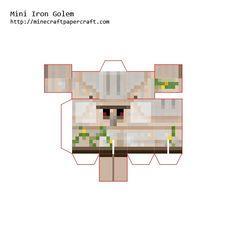 Minecraft Templates, Minecraft Images, Minecraft Crafts, Minecraft Iron, Minecraft Blocks, Minecraft Birthday Card, Papercraft Minecraft Skin, Paper Toys, Paper Crafts