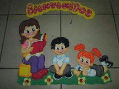 Foam Crafts, Decor Crafts, Paper Crafts, Kindergarten Classroom, Classroom Decor, Early Head Start, Cute Clipart, Class Decoration, Cute Faces