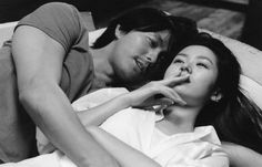 Cheol-su & Su-jin ----- Woo-sung Jung & Ye-jin Son ----- A Moment to Remember (2004)