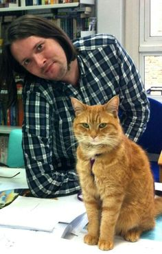(A street cat named) BOB and like OMG! get some yourself some pawtastic adorable cat appare
