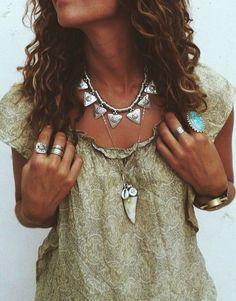boho jewelry.