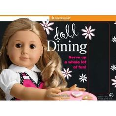 Doll Dining (Hardcover)  http://www.99homedecors.com/decors.php?p=1593697740  1593697740
