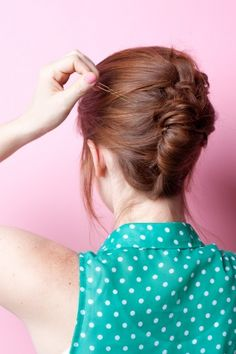 8 Must-try summer hairstyles! Photo by Amelia Alpaugh.