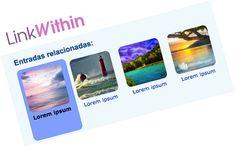 Personalizar el gadget de LinkWithin | Ciudad Blogger - Trucos y tutoriales para tu blog