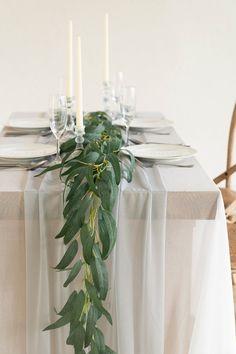 Greenery Garland, Flower Garlands, Leaf Garland, Artificial Garland, Artificial Flowers, Baby Shower Decorations, Wedding Decorations, Easy Table Decorations, Greek Party Decorations