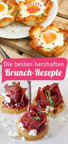Die besten herzhaften Brunch-Rezepte - My list of simple and healthy recipes Salad Recipes Healthy Vegetarian, Salad Recipes For Dinner, Easy Salad Recipes, Easy Healthy Recipes, Brunch Recipes, Easter Recipes, Clean Eating Salads, Brunch Buffet, Party Buffet
