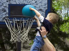 Is my preschooler ready to play a team sport?