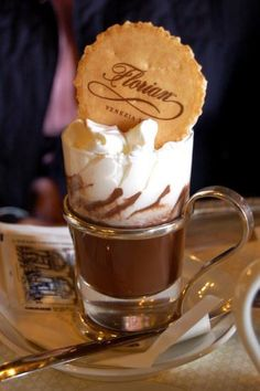 A Sweet Coffee, from Venice..