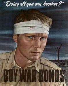 Sloan, Robert (b,1915)- Are You Doing All You Can ... (Buy Bonds- Prop- US- WWII)