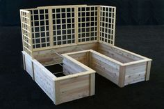 DREAM!!! Raised Garden Bed Kit - Get U-Shaped Raised Beds ähnliche tolle Projekte und Ideen wie im Bild vorgestellt findest du auch in unserem Magazin . Wir freuen uns auf deinen Besuch. Liebe Grüße