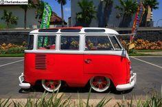 VW shorty bus