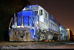 RailPictures.Net Photo: FCR 2000 Fulton County Railroad EMD GP38-2 at Atlanta , Georgia by David Stewart