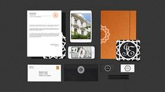 JARDIFF ESTATE (real estate agency) by Pavel Bychkov, via Behance