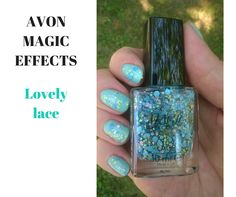 Made In Uk, Avon, Turquoise, Nails, Lace, Rings, How To Make, Jewelry, Finger Nails