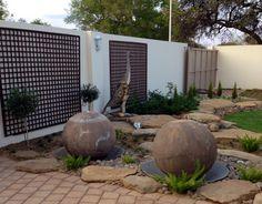 Focus point, low maintenance gardening