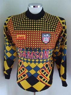 Sunderland GK 1994-96