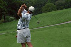 Tu balanceo de golf estira la articulación sacroilíaca.